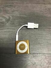 Apple Ipod Shuffle 4th Gen Orange 2Gb