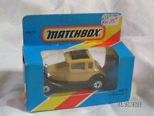 MATCHBOX M38 FORD MODEL A CAR CREAM