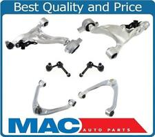 For 07-08 G35 Sedan 09-13 G37 Sedan Upp & Lower Control Arms Sway Links 6Pc