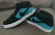 Men's Nike Mavrk Mid 2 -  US Size 12.5 ( Black /Blue ) (no box cover)