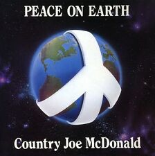Country Joe McDonald - Peace on Earth [New CD]