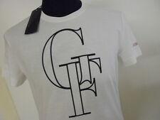 T-Shirt Uomo Gianfranco Ferre'.Sconto-75% .Art.PRL TSH 33057 -Bianco Tg M- 48/50