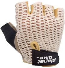 Planet Bike Taurus Cycling Gloves (Crochet and Leather)