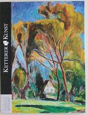 KETTERER: Klassische Moderne - eine Sammlung, 9.6.2016, 46 tolle Lots