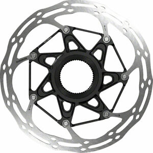 SRAM CenterLine X Disc Brake Rotor - 160mm - Center Lock - Silver/Black