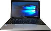 """15.6"""" Gateway NE56R16H Notebook PC, Intel 2.2GHz, 2GB RAM, 250GB HDD, Windows 10"""