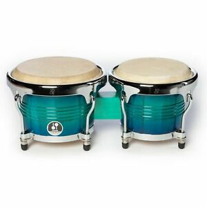 "Sonor Champion Bongos CB78BBHG 7""&8"", Blueburst"