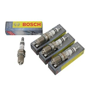4 x Spark Plugs - FGR7DQP+ fits BMW 7 Series E38 730i,iL 735i,iL 740i,iL