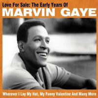 Marvin Gaye - Love For Sale - The Early Years - CD - BRAND NEW SEALED GREATEST