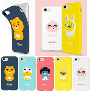 Kakao Friends Volume Jelly Case for Samsung Galaxy A50 / Galaxy A10