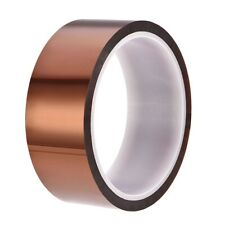 180c 200c High Temp Tape 1 38 Inch X 98ft Heat Resistant Polyimide Tape