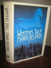1st Edition WINTER'S TALE Mark Helprin FIRST PRINTING Fantasy Fiction NOVEL Film