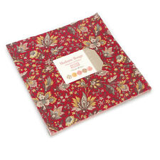 """Moda FABRIC Layer Cake ~ MADAME ROUGE ~ by French General 42 - 10"""" squares"""