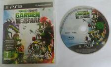 Plants vs Zombies Garden Warfare - jeu PS3