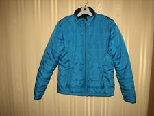 women's Ll bean quilted winter jacket size M