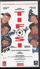 TIFOSI (1999) VHS