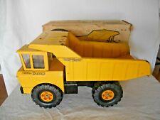 Vintage 1970-73 TONKA MIGHTY DUMP TRUCK # 3900 w/BOX