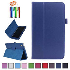 Flip Magnetic Case Cover Stand For Samsung Galaxy Tab 3 4 S S2 S3 S4 S5e S6 E A