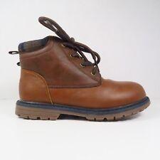 OshKosh B'gosh Tan Boots in Size 9 (Toddler)