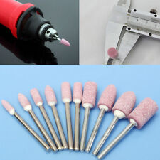 10 stk Schleifstift Schleifsteine schaft 3.175mm für Proxxon Bohrmaschine