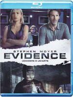 Evidence - Uccidere E' Un Arte (2013) - Blu Ray Nuovo Sigillato