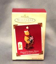Hallmark Keepsake Ornament Winnie Pooh Amigos Siempre Christmas Spanish Holiday