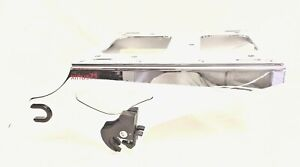 Detachable Two Up Tour Pak Mounting Rack REFLECTOR for Harley Touring 14 to 20