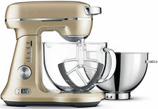 Breville The Bakery Boss Stand Mixer - Royal Champagne