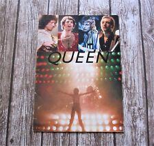 QUEEN : Japan 1979 Concert Programme Japanese Tour Freddie Mercury