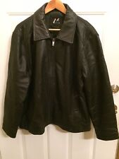 c64130f86 G-III Black Leather Coats & Jackets for Men for sale | eBay