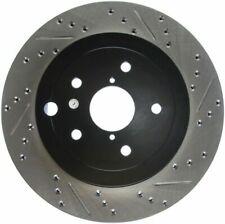 StopTech Sport Disc Brake Rear Right For 08-17 Impreza/WRX STI #127.47030R