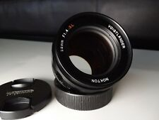 Voigtlander Nokton 58mm f/1.4 MF SL II Lens For Nikon