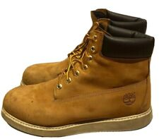 Mens Timberland Newmarket 6 Inch Wedge Wheat  Boots Shoes 44529 Uk11 Waterproof