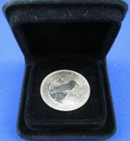 1990 KOOKABURRA SPECIMAN 1oz Silver Coin in Wallet