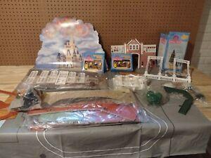 Sears Disney World Town Square Play Set 1988 Mickey Minnie