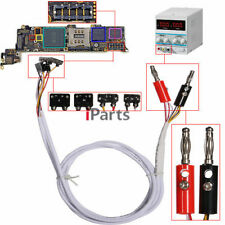 Kaisi 6in1 Professional DC Power Supply Phone Current Test Cable for iPhone all