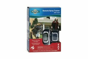 PetSafe 300 Yard Remote Spray Trainer - PDT00-16395