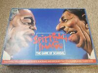 Spitting Image Vintage Board Game By Parker 1984 100% COMPLETE