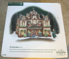 Dept. 56 Heritage Village Collection- Dickens The Slone Hotel