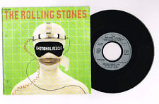 """THE ROLLING STONES """"EMOTIONAL RESCUE"""" FRENCH 7""""RARE"""