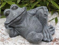 Figuras decorativas animales de piedra para el hogar de color principal gris