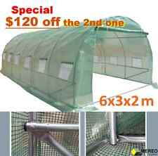 6m Greenhouse sheds Clearance - 6x3x2m Hothouse - 390 each - 4 for $1100 ONLY
