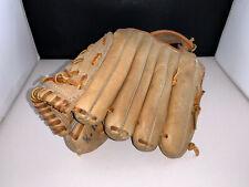 Regent Professional Double V Nylon Reinforced Right Handed Thrower Baseball Mitt