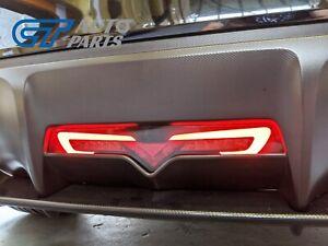 3D Light Bar Rear Fog Reverse Light for 12-19 TOYOTA 86 SUBARU BRZ