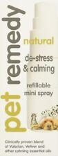 Pet Remedy De Stress & Calming Refillable Mini Spray (15 mL)