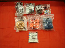 Lot of 10 Chick-Fil-A Kids Meal Toys 2000 - 2006 / Lot E8