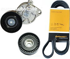 Cinghia Scanalata - Set + Tendicinghia BMW E36 3 316 318 Z3 1.8 1.9 6pk1733