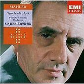 Gustav Mahler - Mahler: Symphony No. 5 (Barbirolli) (CD 1993)