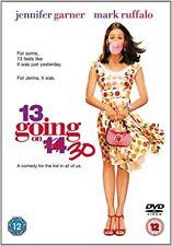 13 Going on 30 DVD UK Comedy Romance Movie Region 2