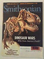 Smithsonian Magazine Dinosaur Wars April 2009 060819nonrh